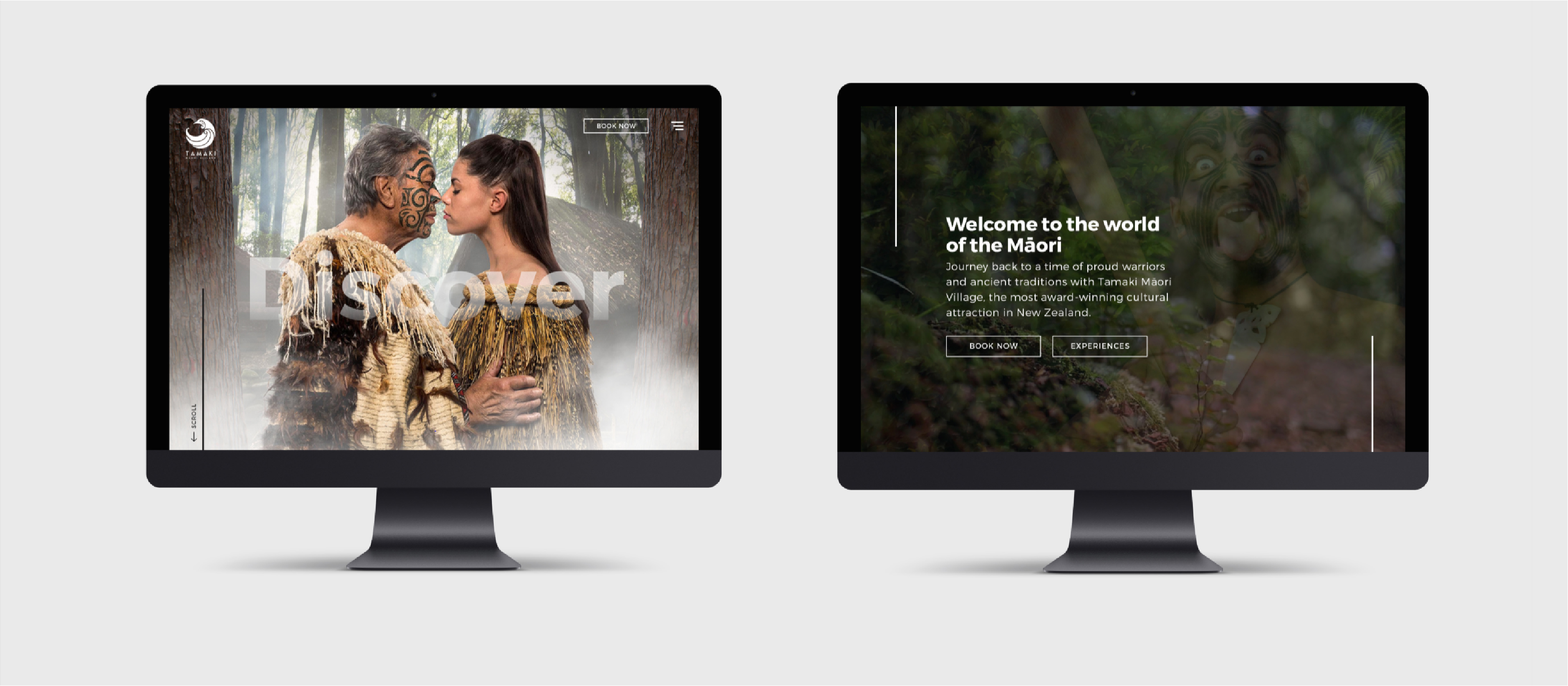 Tamaki Maori Village Website Redevelopment by Maverick Digital